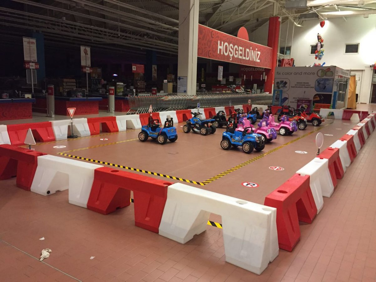 Kids Racers Meydan İstanbul AVM`de Açıldı