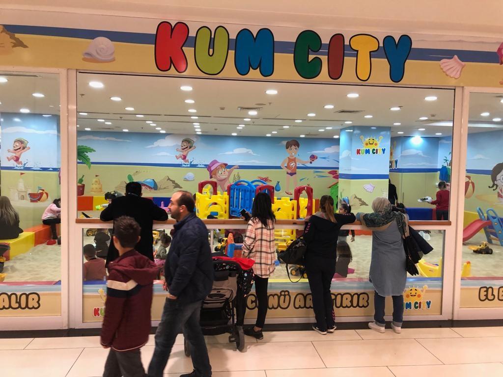 KumCity İskenderun PrimeMall Avm de Açıldı.